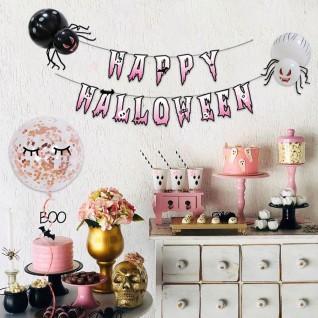 Balloon Set Halloween Party Scene Decoration Balloon Decoration Props