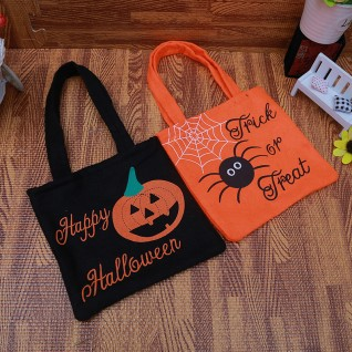 Halloween Products Candy Bag Gift Tote Bag for Kids