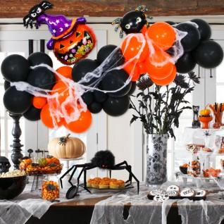 Balloon Chain Decoration Supplies Halloween Party Theme Series