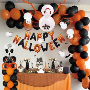 Halloween Party Decorations Spider Balloons