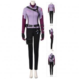 Hawkeye Kate Bishop Cosplay Costume Young Avengers Halloween Suit