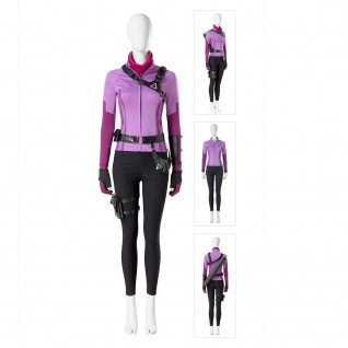 Kate Bishop Costume 2021 New Young Avengers Hawkeye Cosplay Suit