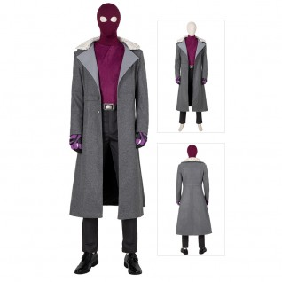 Baron Zemo Costume The Falcon and The Winter Soldier Cosplay Suit