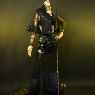 Ch'en Costume Arknights Cosplay Suit