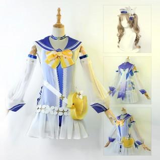 Barbara Cosplay Costume Genshin Impact Suit