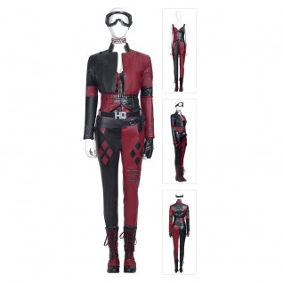 The Suicide Squad 2 Harley Quinn Cosplay Costumes