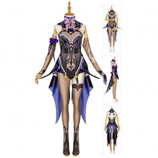 Fischl Cosplay Costumes Game Genshin Impact Suit