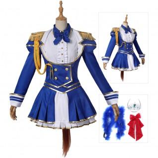 Daiwa Scarlet Cosplay Costumes Pretty Derby Suit