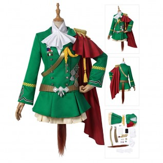 Symboli Rudolf Cosplay Costumes Pretty Derby Suit