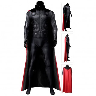 Thor Odinson Cosplay Costumes Avengers 3 Infinity War Suit