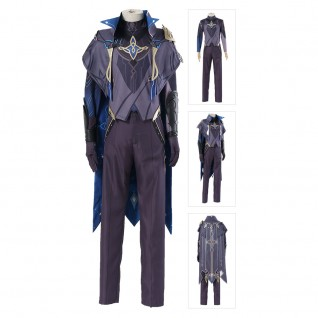 Dainsleif Cosplay Costumes Game Genshin Impact Cosplay Suit