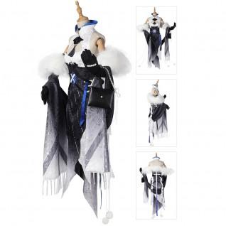 Whisperain Cosplay Costume Arknights Cosplay Suit