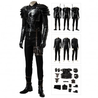 Geralt Cosplay Costumes The Witcher 2 Assassins of Kings Cosplay Suit