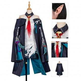Arknights Cosplay Suit Dusk Cosplay Costumes
