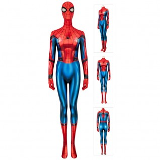 Female Spiderman Cosplay Costume Spider-Man Far from Home Cosplay Suit