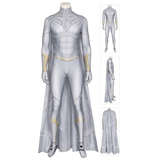 White Vision Cosplay Costume 2021 WandaVision Cosplay New Wanda Maximoff Scarlet Witch Suit