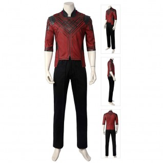 Shang-Chi Cosplay Costumes Shang-Chi and the Legend of the Ten Rings Suit