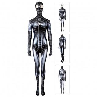 Black Cat Symbiote Cosplay Costumes Spider-Man Venom Cosplay Suit