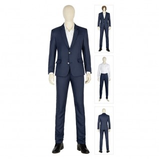 Resident Evil Suit Infinite Darkness Leon Scott Kennedy Cosplay Costumes