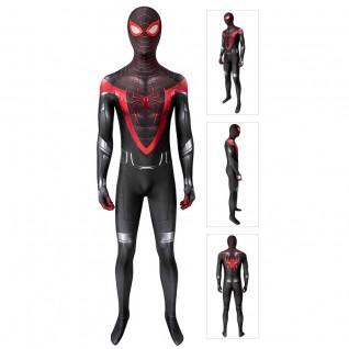 Spiderman Cosplay Costumes Spiderman Miles Morales Cosplay Suit