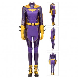 Batgirl Cosplay Costumes Gotham Knights Cosplay Suit