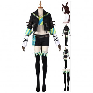 Uma Musume Pretty Derby Cosplay Suit Vodka Cosplay Costumes