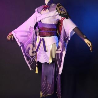 Raiden Cosplay Costumes Game Genshin Impact Baal Cosplay Suit
