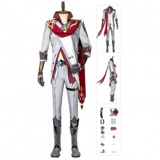 Tartaglia Costume Genshin Impact Cosplay Suits