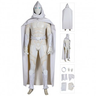 Marc Spector Cosplay Costume Moon Knight Cosplay Suits