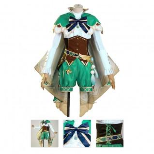 Venti Cosplay Costume Genshin Impact Cosplay Suit