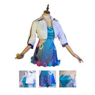 LOL KDA Seraphine Costume League Of Legends Cosplay Suit