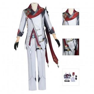 Tartaglia Cosplay Costume Genshin Impact Cosplay Suit
