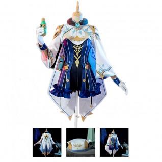 Sucrose Cosplay Costume Genshin Impact Cosplay Suit