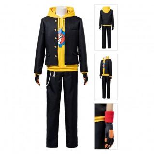 Reki Kyan Skater Costume SK8 the Infinity Cosplay Suit