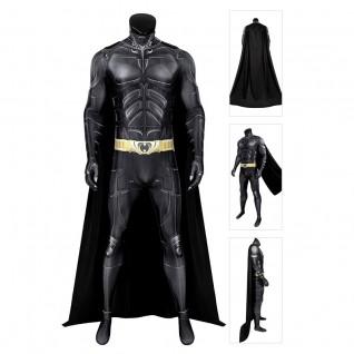 The Dark Knight Cosplay Costume Batman Jumpsuit