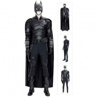 Robert Pattinson Costume The Batman 2021 Bruce Wayne Cosplay Suit
