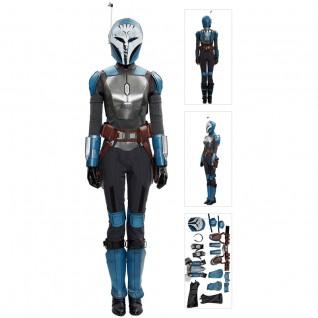 Bo-Katan Kryze Costume The Mandalorian Cosplay Suits