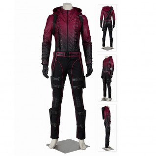 Roy Harper Costume DC Red Arrow Cosplay Suits