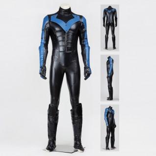 Night Wing Costume DC Comics Superhero Cosplay Suits