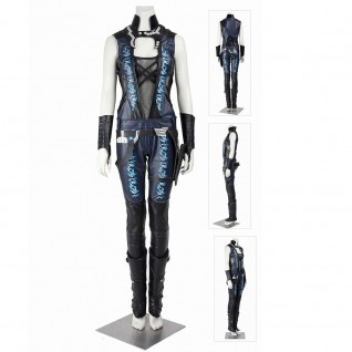 Gamora Costumes Guardians Of The Galaxy Cosplay Suits