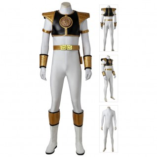 Tommy Oliver Costume Power Rangers Cosplay Suit