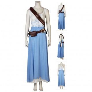 Dolores Abernathy Costume Westworld Season 2 Cosplay Suits