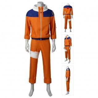 Uzumaki Naruto Costume NARUTO Cosplay Suits