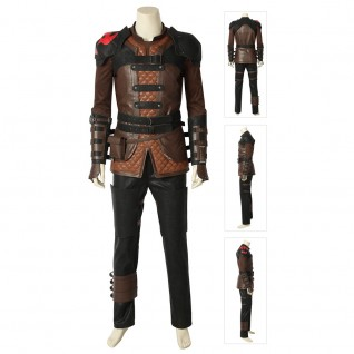 Hiccup Cosplay Costume How To Train Your Dragon 3 Cosplay Suits