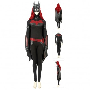 Kate Kane Cosplay Costume Batwoman Cosplay Suits