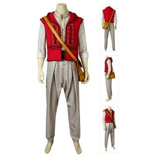 Aladdin Cosplay Costume 2019 Movie Aladdin Cosplay Suits