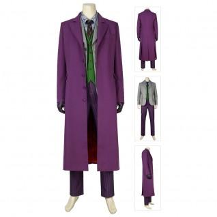 Joker Cosplay Costume Batman The Dark Knight Cosplay Suits