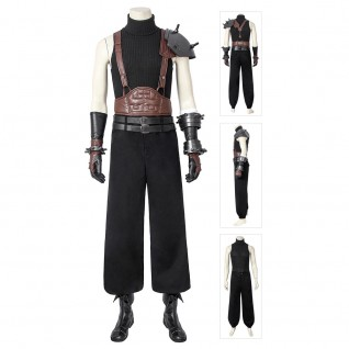 Cloud Strife Cosplay Costume Final Fantasy VII FF7 Suits