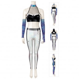 Kaisa Cosplay Costume League Of Legends 2020 S10 Cosplay Suits