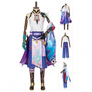 Xiao Costume Genshin Impact Cosplay Suits